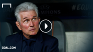 Jupp Heynckes Playbutton