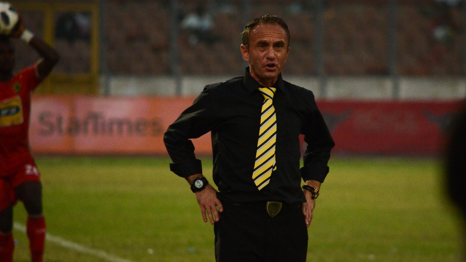 Former Ashanti Gold and Berekum Chelsea coach Tanasijevic makes Hearts of Oak revelation