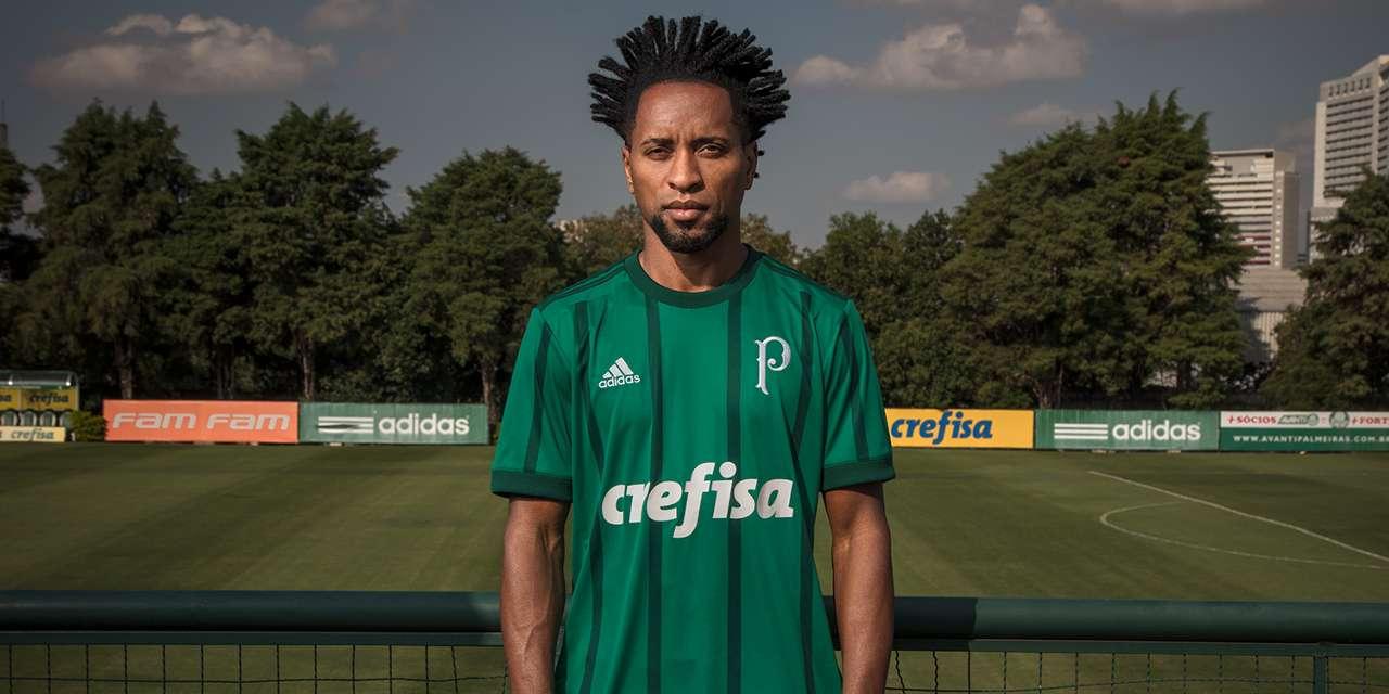 Camisa nova Palmeiras