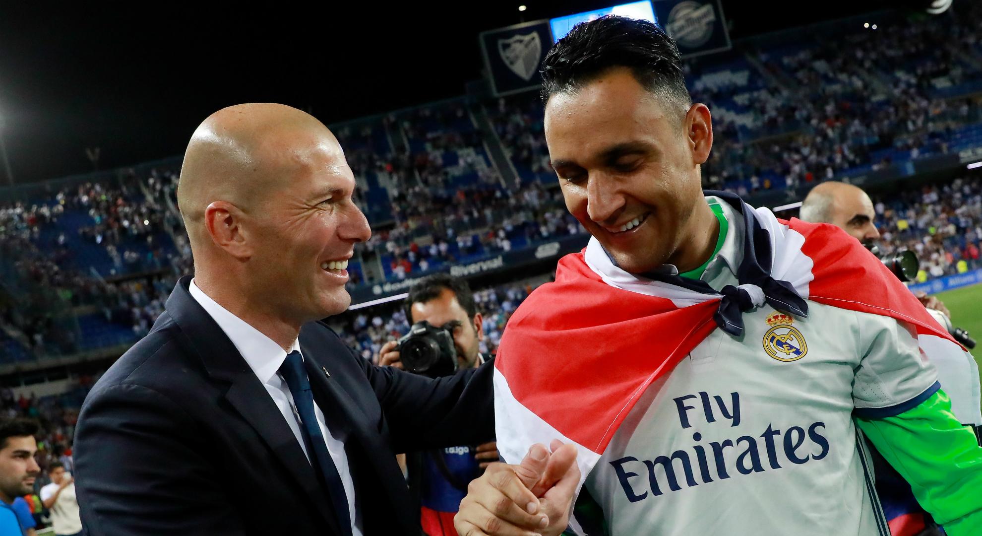Keylor Navas reflexionó sobre su salida del Real Madrid