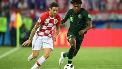 Croatia vs. Nigeria - Alex Iwobi