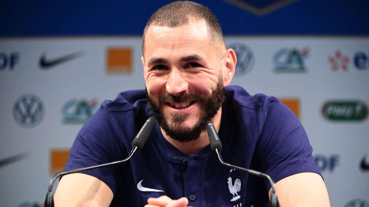 Karim Benzema France 30052021