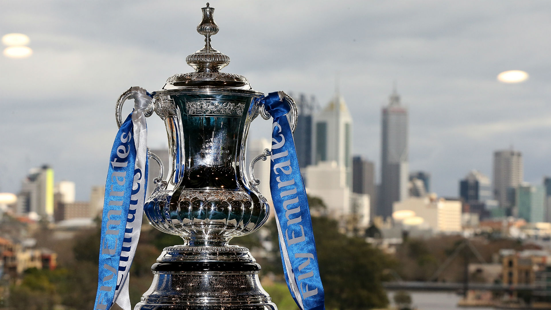 FA Cup 2018-19: Draw, fixtures, results & guide to each ...