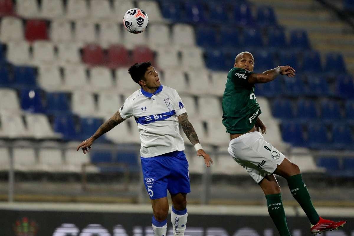 En la mejor noche de la era Gus Poyet ríe primero Palmeiras | Goal.com