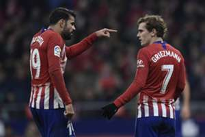Costa VS Griezmann