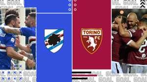 Sampdoria-Torino tv streaming