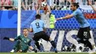 Luis Suarez Igor Akinfeev Uruguay Rusia 25062018