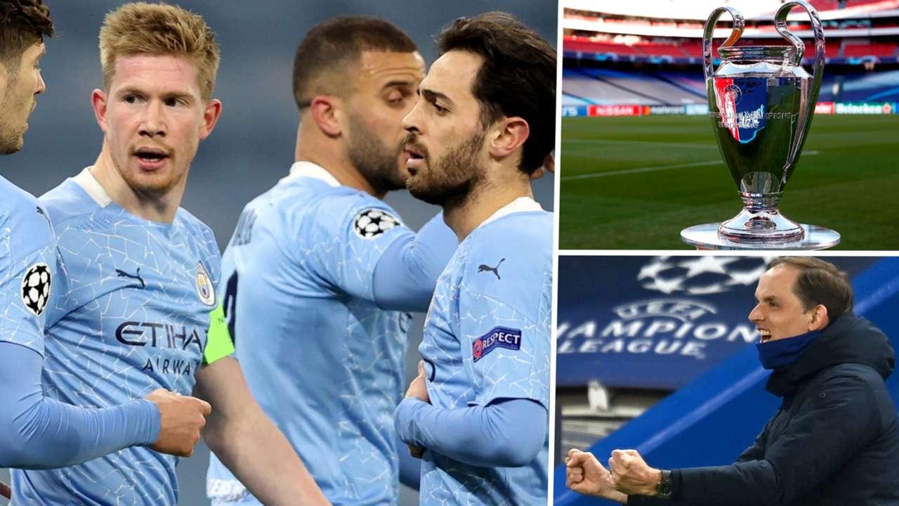 Champions League final 2021 Manchester City Chelsea