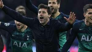 Mauricio Pochettino Tottenham 2018-19