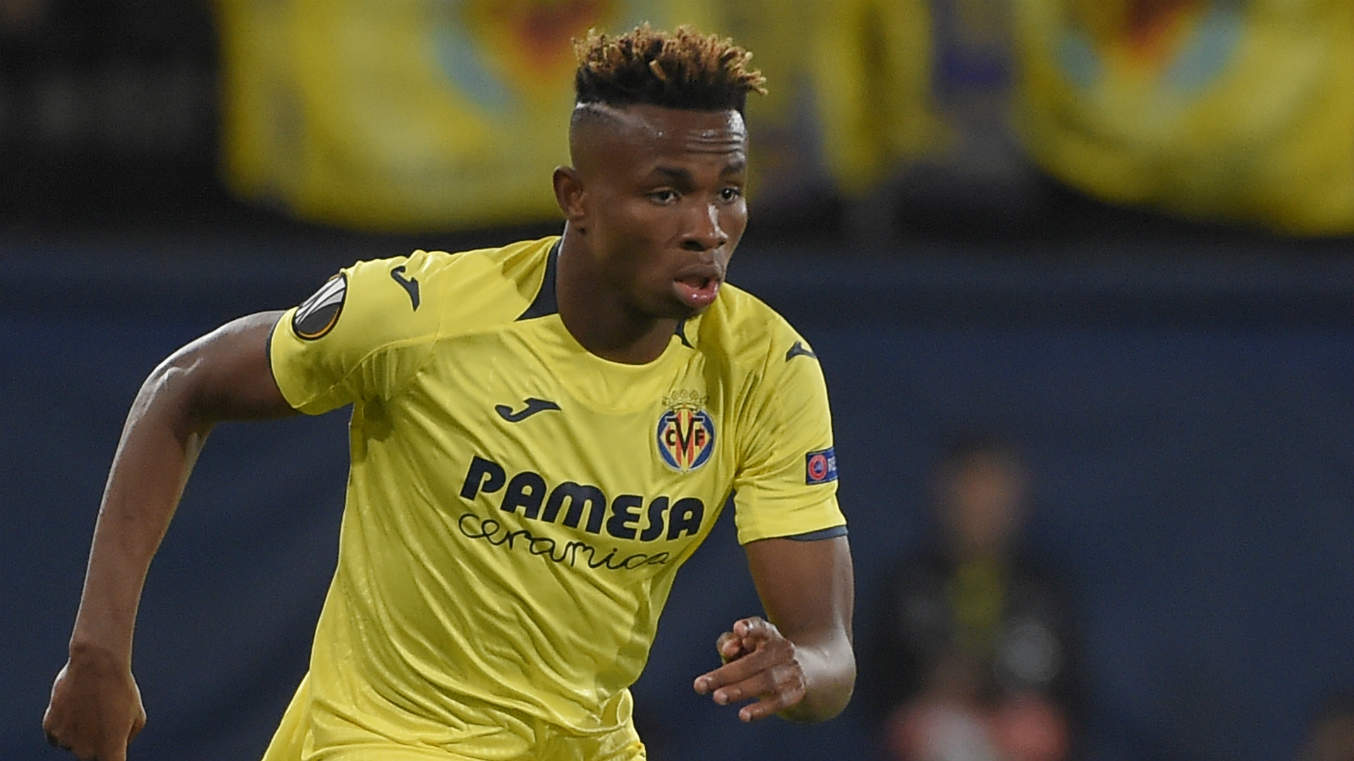Samuel Chukwueze, Super Eagles star, emerges as target for EPL side Chelsea
