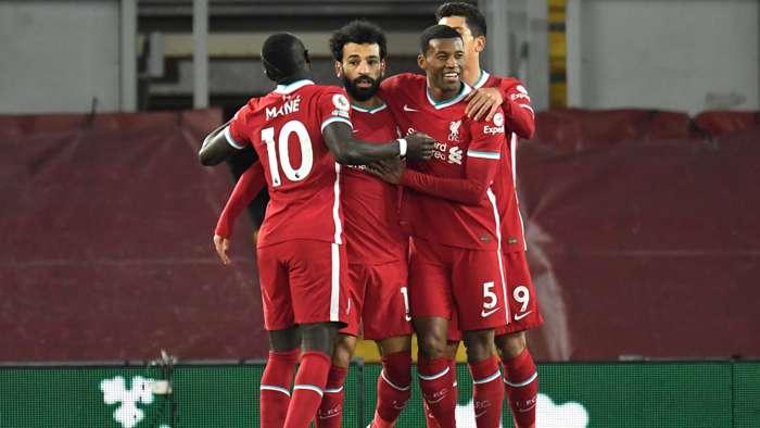Liverpool 2020-21