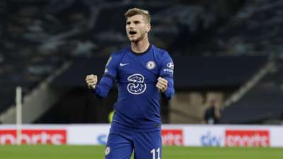 Timo Werner, Chelsea, Carabao Cup 2020-21