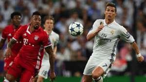 Jerome Boateng Cristiano Ronaldo Real Madrid Bayern Munich UCL 18042017
