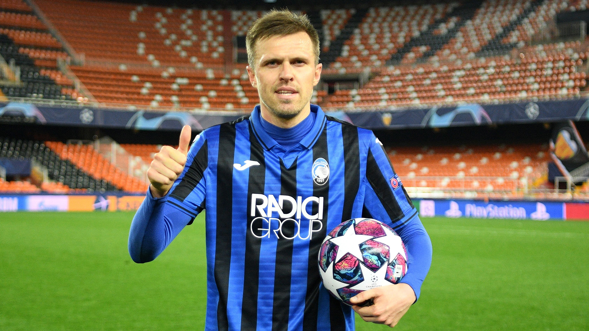 With more goals than Ronaldo, Josip Ilicic is the unlikely star of 2020 |  Goal.com