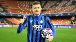 Josip Ilicic Atalanta Valencia Champions League
