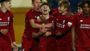 Bobby Duncan Liverpool 2018-19