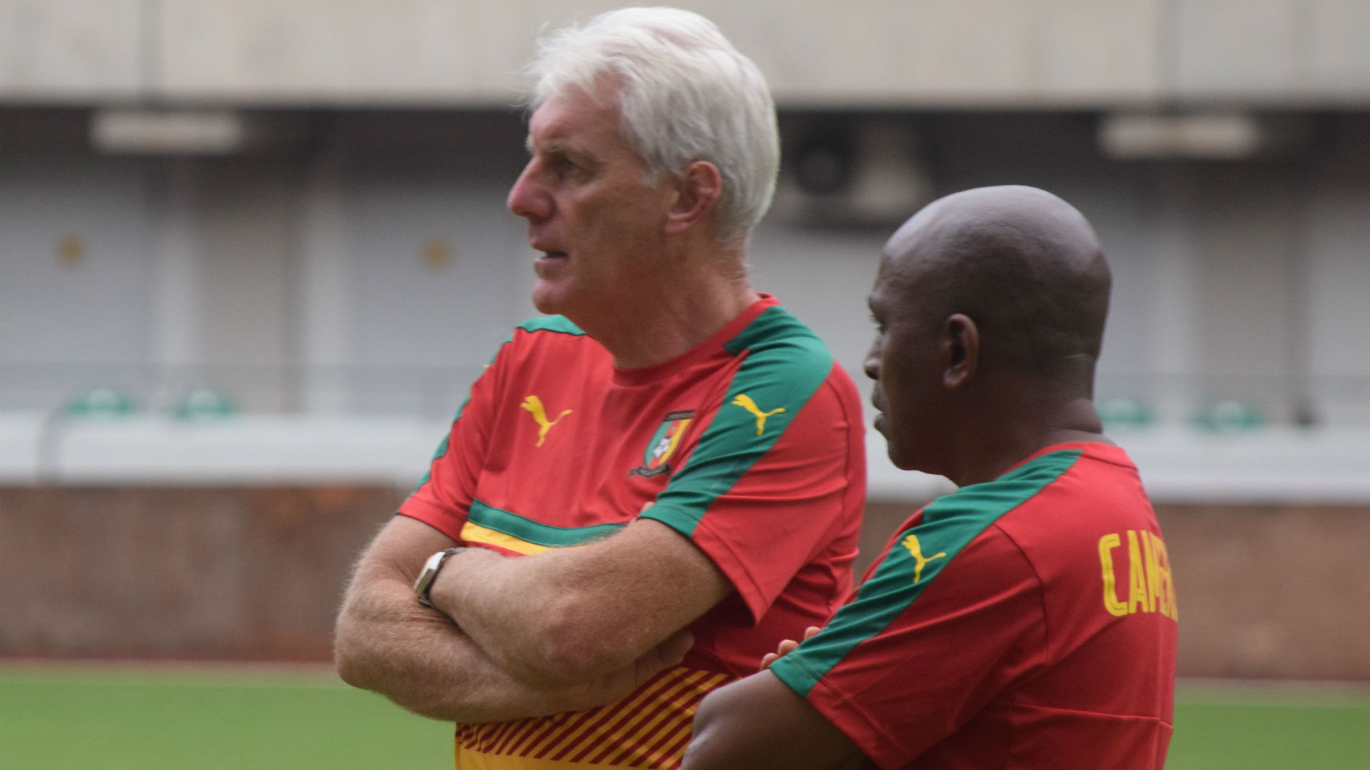 Hugo Broos: Ex-Cameroon boss confirms Safa contact over Bafana job