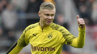 Erling Braut Haaland Borussia Dortmund 2019-20