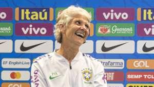 Pia Sundhage Brasil 30072019