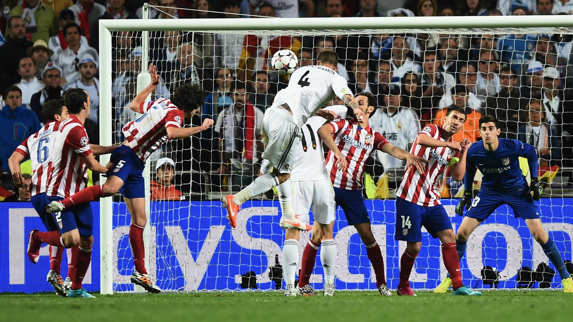 Real - Sergio Ramos raconte le but le plus important de sa carrière
