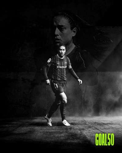 Alexia Putellas Goal 50