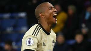 Ashley Young Manchester United 2019-20