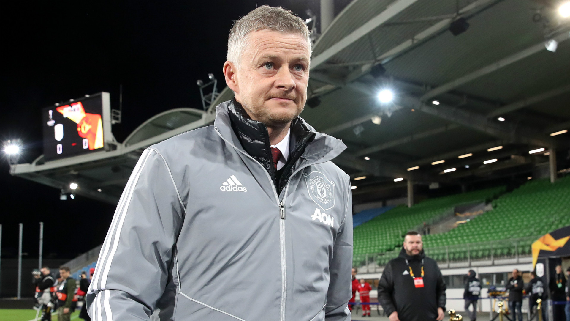 Solskjaer: Man United can 'exploit' transfer market after coronavirus shutdown