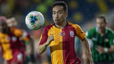 Yuto Nagatomo Galatasaray