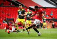 Marcus Rashford Manchester United vs Southampton EPL 13072020