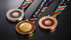 2017 SEA Games medals