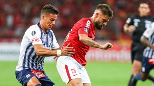 Rafael Sóbis Cartagena Mendoza Internacional Alianza Lima Libertadores 13032019
