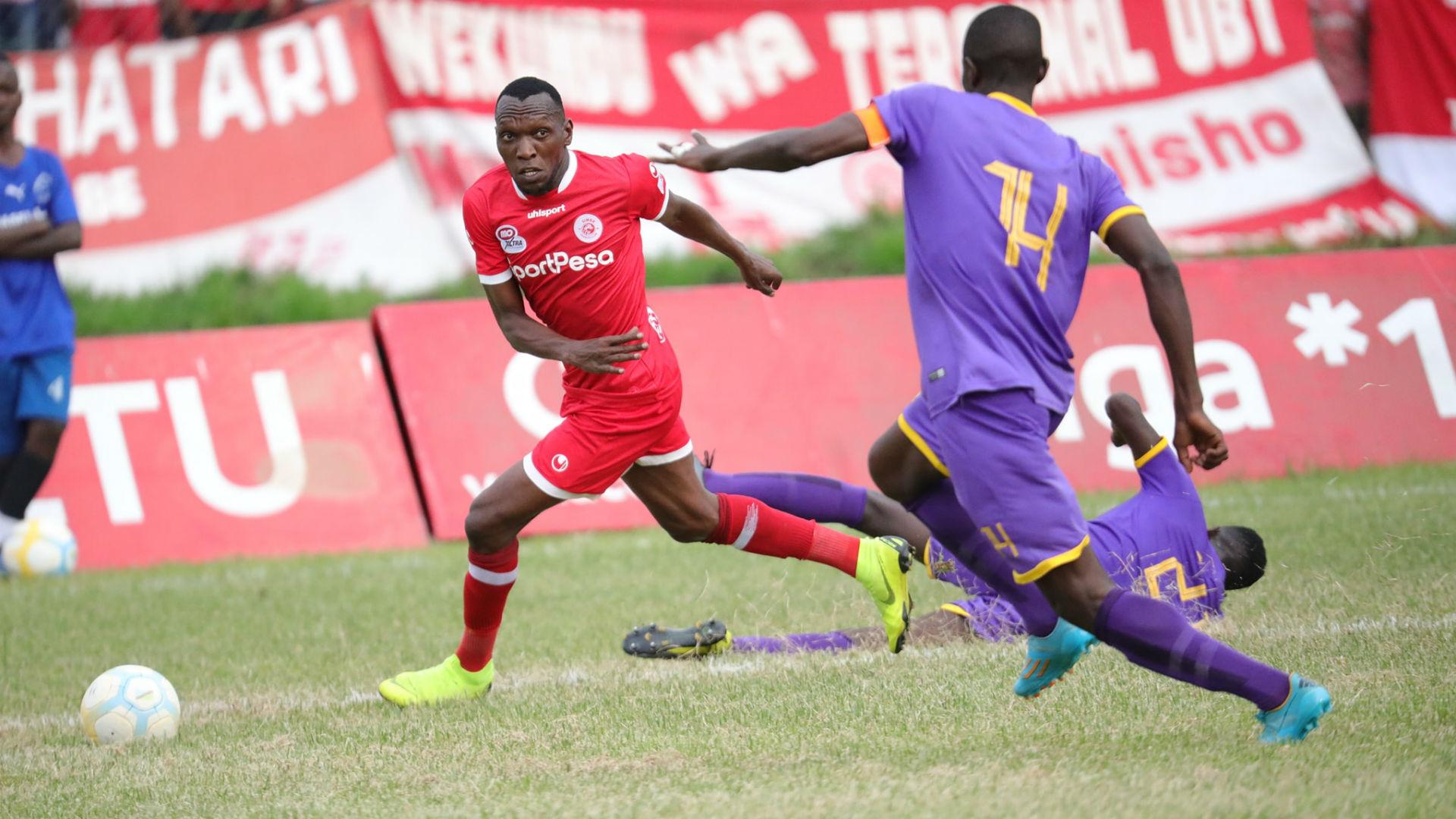 Happy Vandenbroeck knew Mbeya City will trouble champions Simba SC