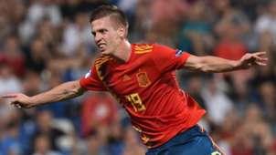 Dani Olmo Spain U21s