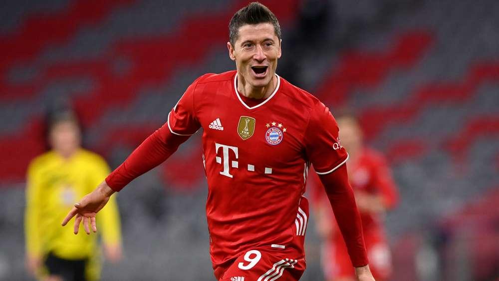Bayern Dortmund 2021