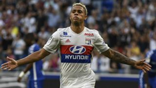 Mariano Diaz Lyon Strasbourg Ligue 1 05082017
