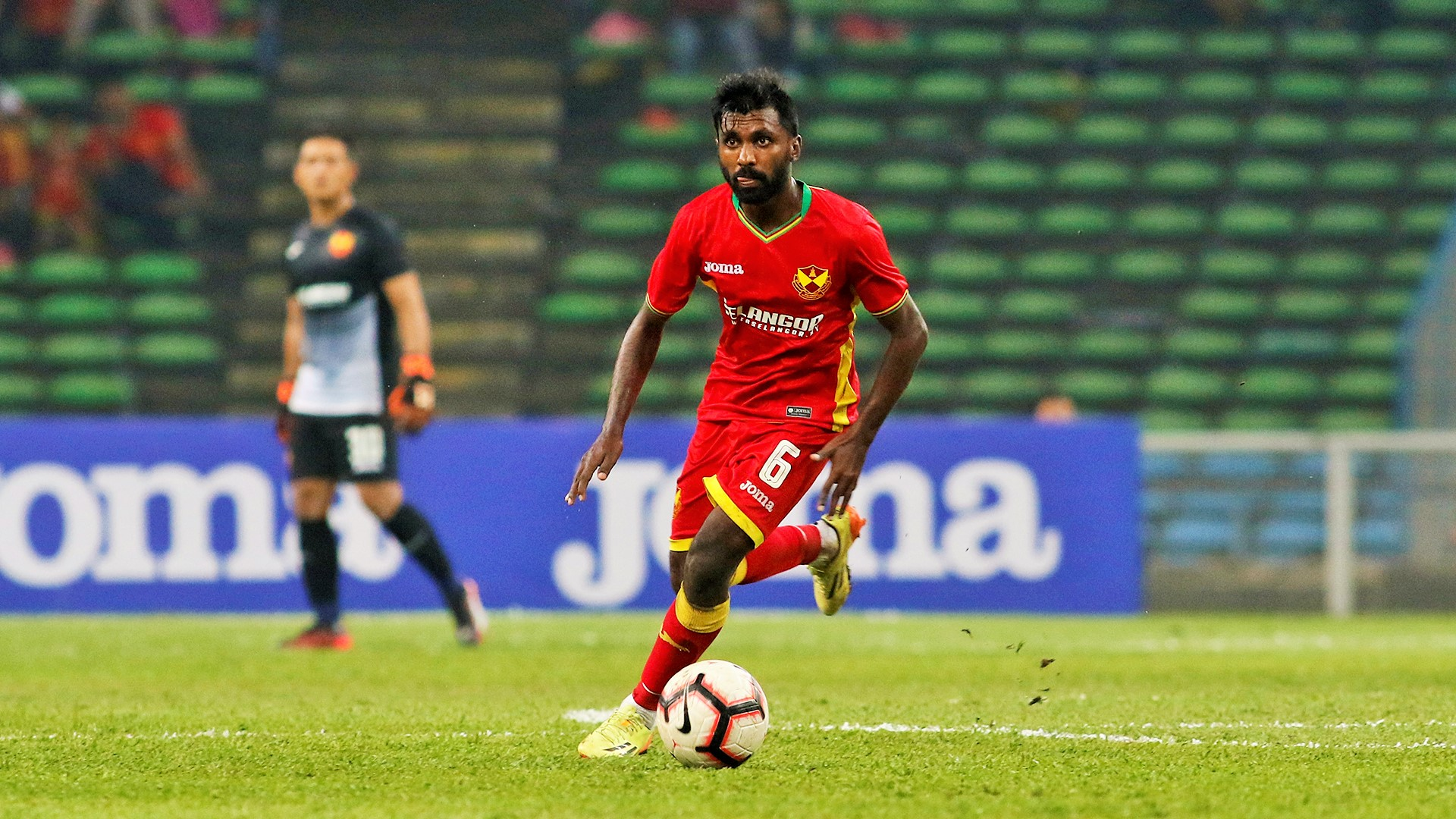 Sarkunan seeking greener pastures and improvements away from Selangor after disappointing 2020