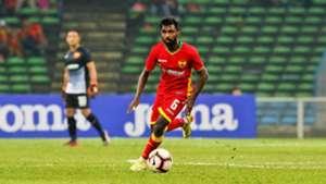 Sarkunan Krishnansamy, Selangor, Malaysian FA Cup, 16042019