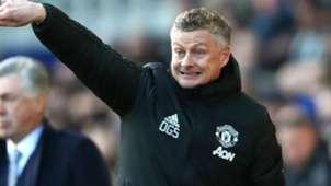 Ole Gunnar Solskjaer Manchester United 2019-20