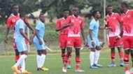 Kenya v Eritrea Cecafa U-20.