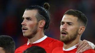 Bale/Ramsey Wales