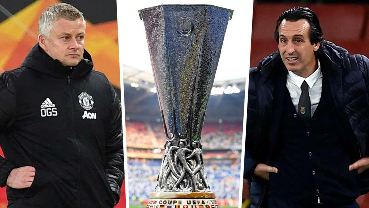 Solskjaer vs Emery - Manchester United Villarreal