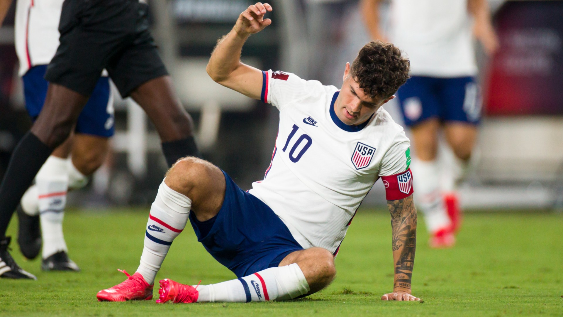 Pulisic 'really suffering' in Chelsea injury nightmare as Tuchel admits 'recovery is not happening' for USMNT star
