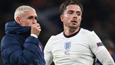 Foden Grealish England Scotland Euro 2020