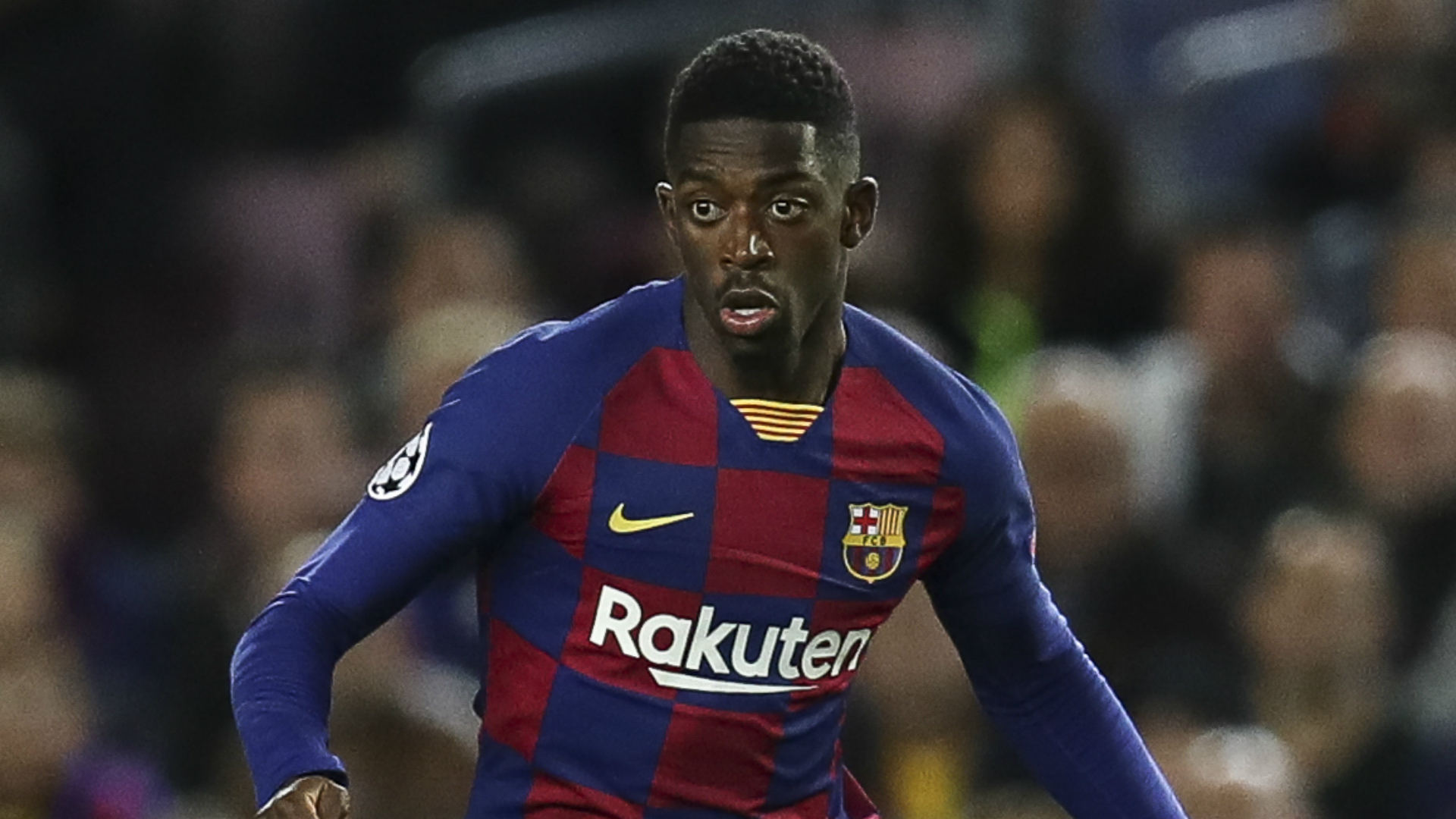 Barcelona forward Dembele tests negative for coronavirus and aims ...