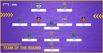 ISL 2017 Team of the Round 5