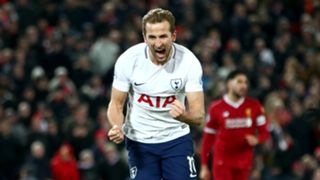 Harry Kane Tottenham Liverpool