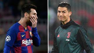 Lionel Messi/Cristiano Ronaldo 2019-20
