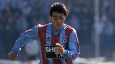 Ogun Temizkanoglu Trabzonspor 1990