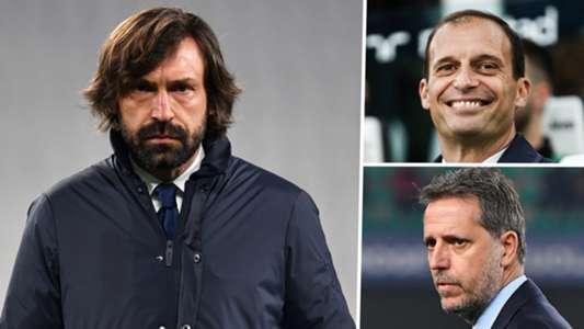 Pirlo, Paratici, Agnelli... Nobody's job is safe at Juventus as Allegri nears sensational return | Goal.com