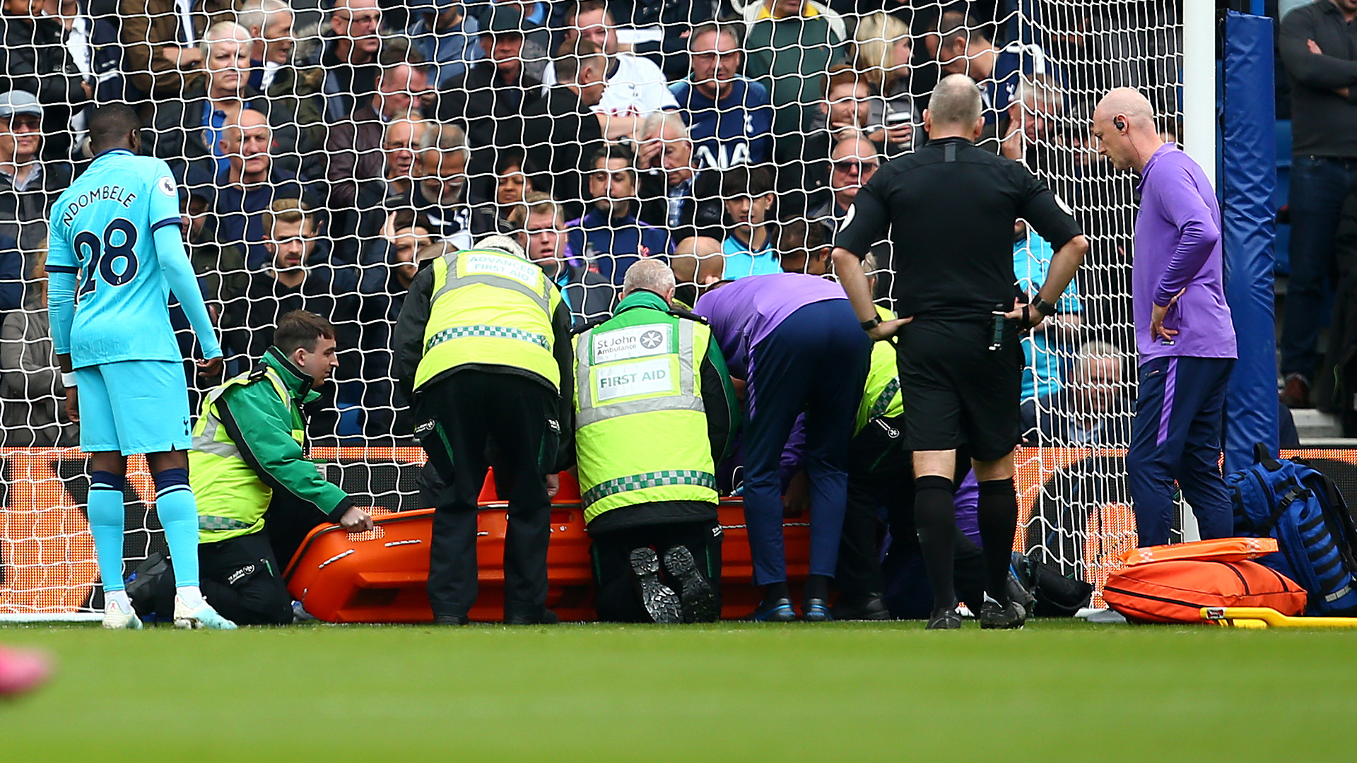 Spurs confirm injured captain Lloris ruled out for rest of 2019